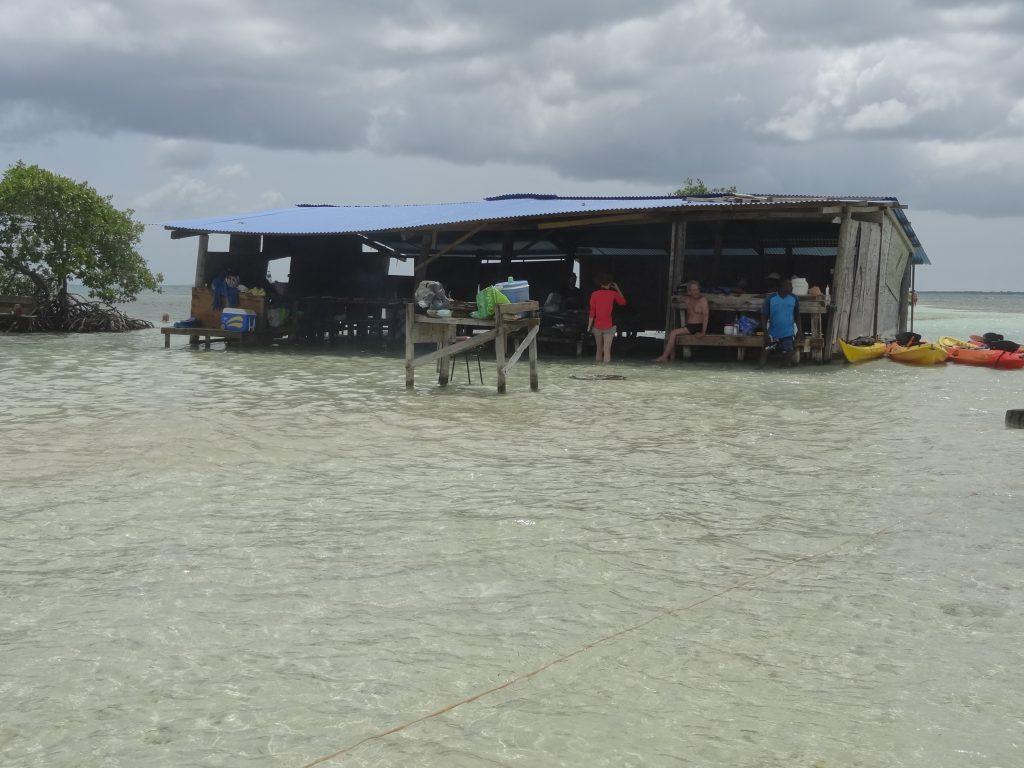 lagon guadeloupe