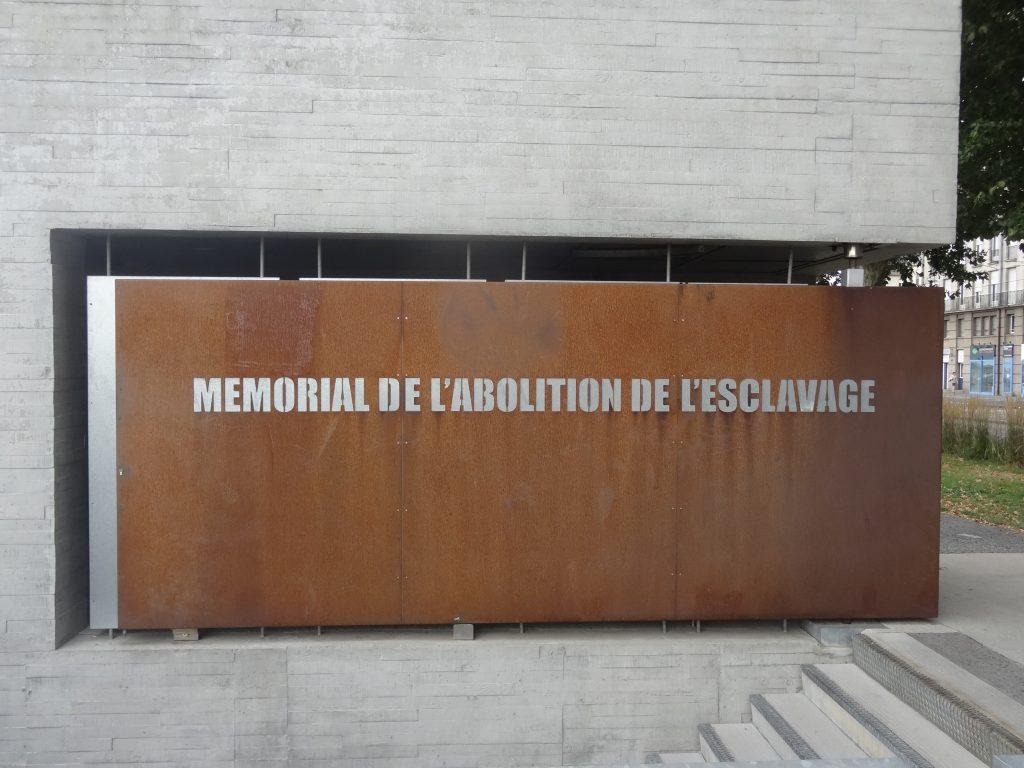 mémorial esclavage
