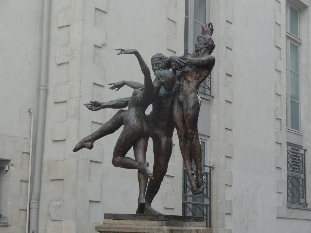statue nantes