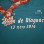 10 km de blagnac