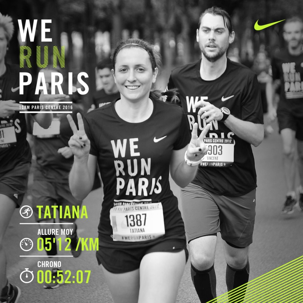 10 km Paris Centre 2016
